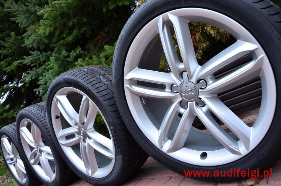 Audi A6 C7 Allroad 20 Nowe Koła Audifelgipl