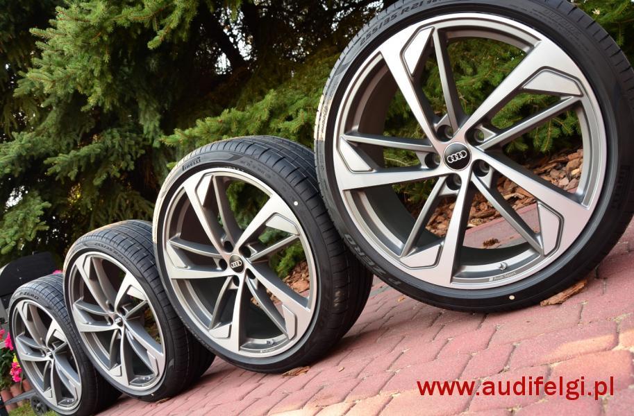 Koła Zimowe Audi A3 8p0 8v0 18 Nowe Audifelgipl