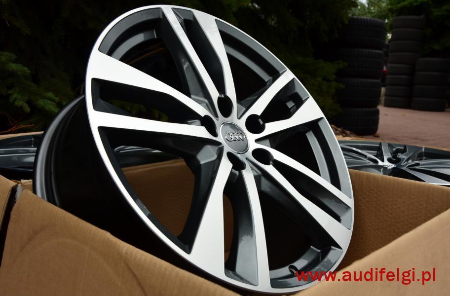 Nowe Felgi Audi A4 B9 8w0 19 Audifelgipl