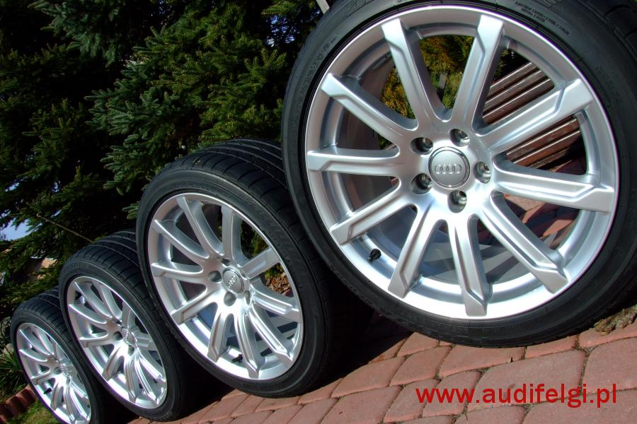 Alufelgi Do Audi A5 8t0 18 Audifelgipl